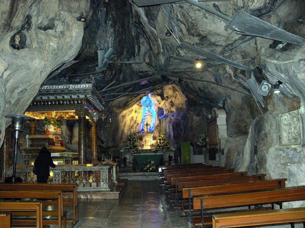grotta monte pellegrino